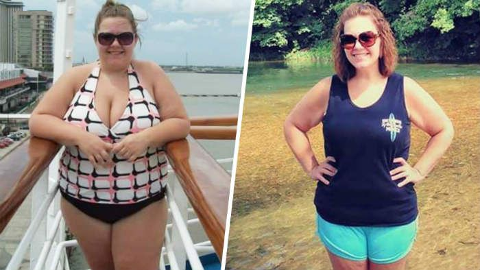After Dropping 10 Dress Sizes, Woman Shares Her 3 Tips for Healthy Weight Loss