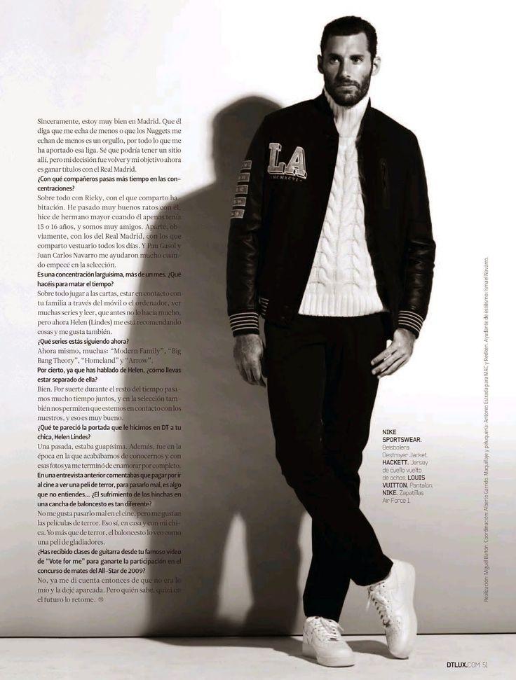 Rodolfo Fernández para DT LUX Magazine Septiembre 2014