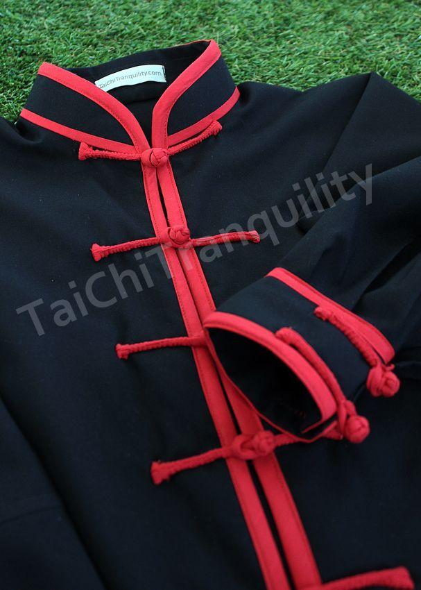 Tai Chi or Kung Fu Jacket from $39. Traditional Tai Chi uniforms.