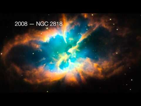 To celebrate the 22nd anniversary of the NASA/ESA Hubble Space Telescope this month, episode 54 of the Hubblecast gives a slideshow of some of the best images from over two decades in orbit, set to specially commissioned music.