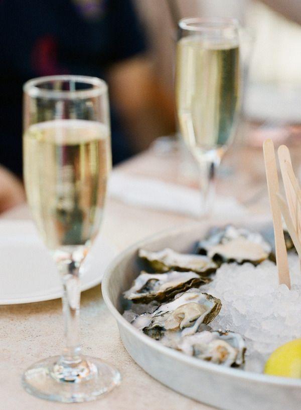 Champagne Larmandier-Bernier Terre de Vertus from Zürcher-Gehrig AG in Switzerland with Oysters fine de clair N°2