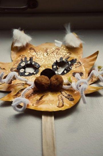 Costume da gatto fai da te