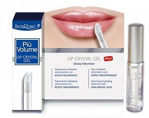 Гель-уход для губ Inca Rose  Piu Volume Plus Lip Crystal Gel 6,6 мл