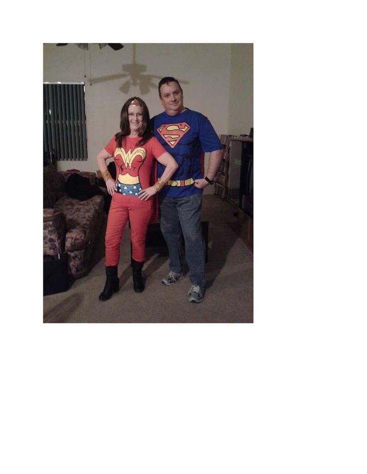 Simple Couple Costume