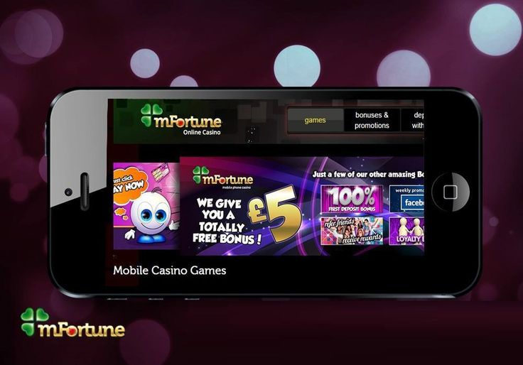 mFortune is a no download online & mobile casino, so you need not worry about emptying your device memory! And mFortune games are compatible with well over 26 brands of supported mobile phones! Get your phones up and get set for the gambling action! Your £5 free bonus is yet to be claimed- Claim now at; http://www.strictlyslots.eu/mfortune-mobile-phone-casino/