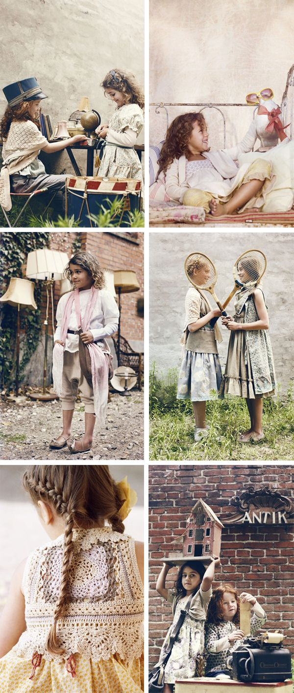 Noa Noa Miniature Spring and High Summer Catalogues as seen on Babiekins Magazine Blog