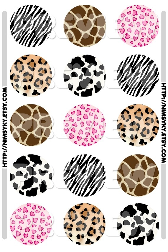 Patrones de Animal Prints