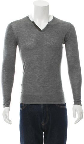 The Kooples Cashmere Pullover Sweater