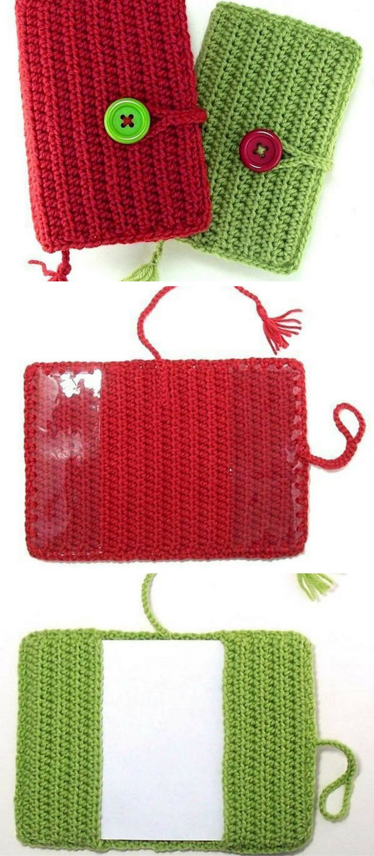 Try a New Crochet Stitch With 8 Quick Book Cover Patterns