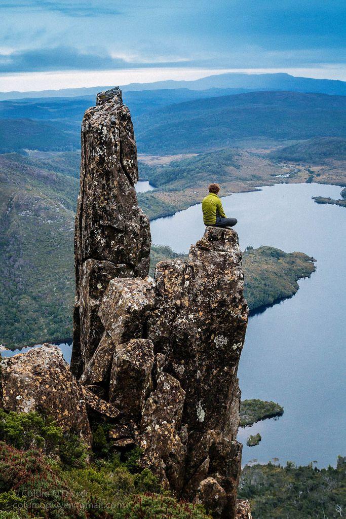 Cradle Mountain Tasmania Australia [OC][1280x1920]