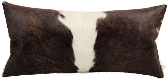 Cowhide Pillow Handmade By Thecowpelt Cowhide Pillows