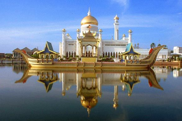 Beautiful Mosques Around The World The beauty of a mosques