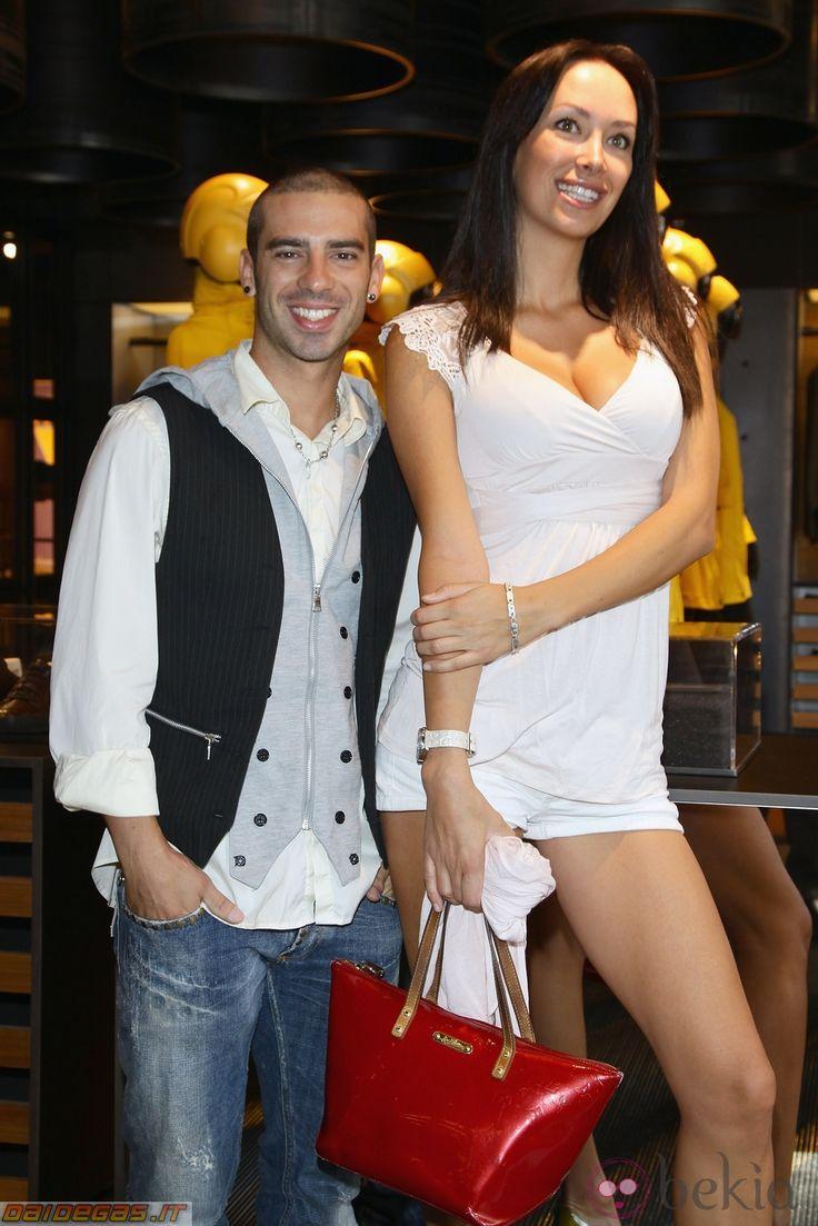 marco melandri and girlfriend manuela raffaeta milano ...