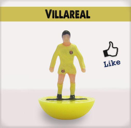 #Villareal #subbuteo #edicola #collezione