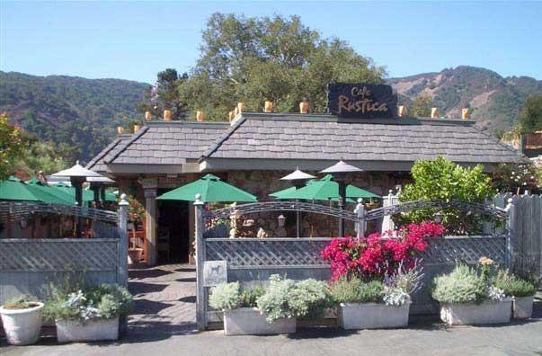 Carmel Valley Restaurants Cafe Rustica