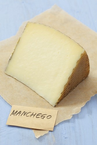 Manchego (of Queso Manchego) is een Spaanse kaas uit de regio La Mancha, gemaakt van de melk van het schapenras Manchego. De kaas heeft een beschermde oorsprongsbenaming geregistreerd in Brussel, en sinds 2007 ook de strengere, Spaanse variant denominación de origen. Manchego is een geperste kaas met een licht pikante en zoute smaak, die na 60 dagen tot 2 jaar rijping geconsumeerd wordt, vaak als tapa maar ook verwerkt in gerechten.