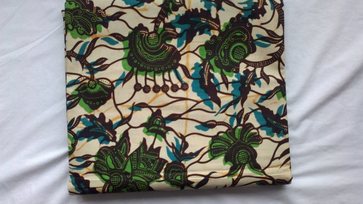 African Block Wax Print Fabric 100% Cotton FAT QUARTER (pagnes). £1.80, via Etsy.
