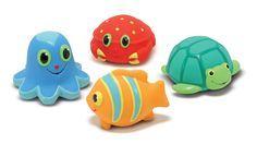 Comment nettoyer les jouets de bain de nos enfants ? - Chagribouille