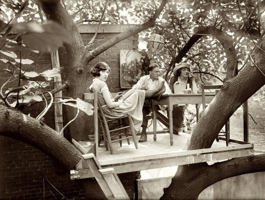 KitKat Club, 1921