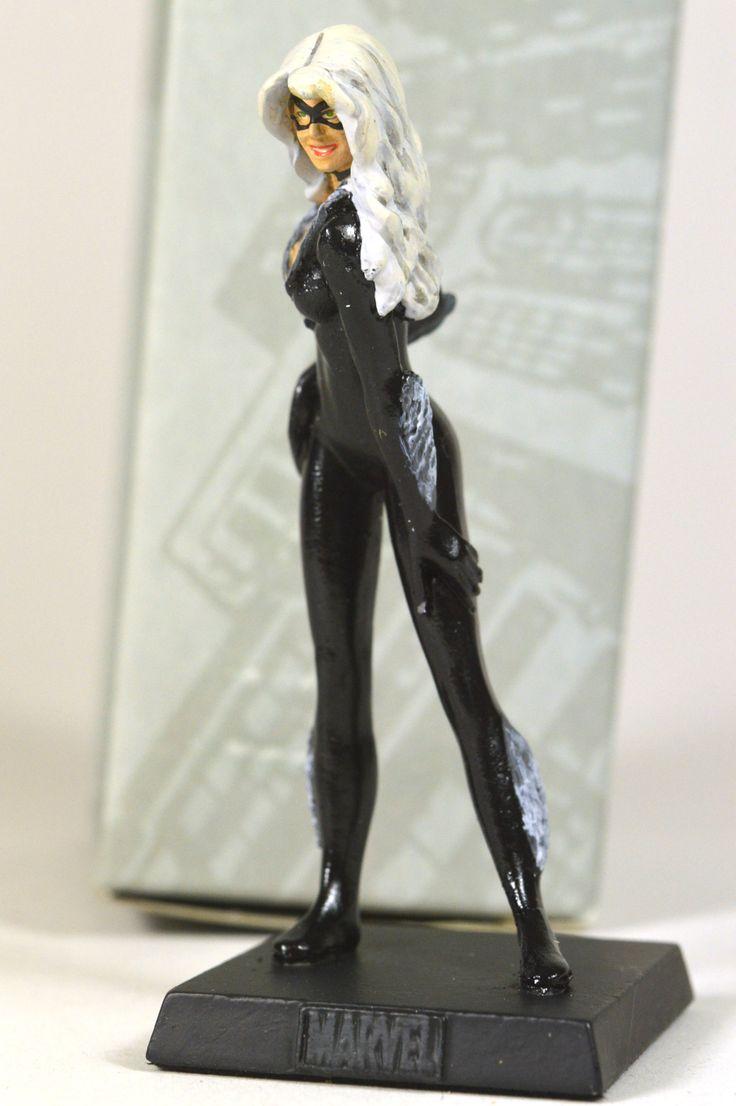LA CHATTE NOIRE Figurine en plomb #MARVEL
