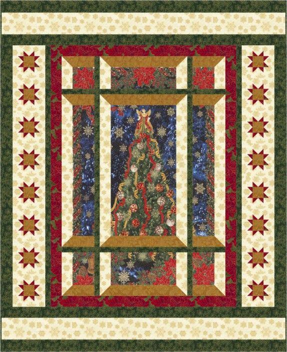 191 best Panel quilts images on Pinterest   Quilt blocks ...