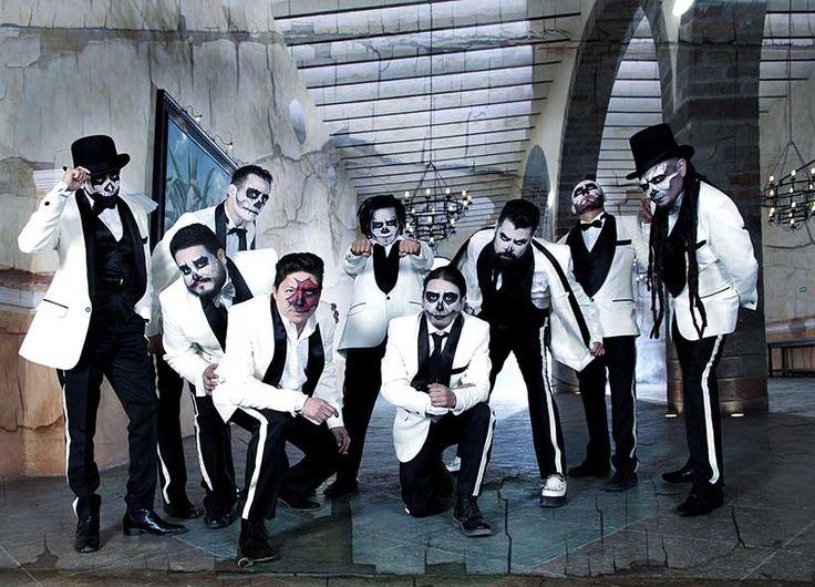 Panteón Rococo banda Mexicana con 20 años de éxito