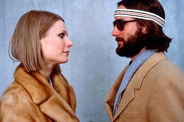 Royal Tenenbaums - Margot and Richie