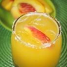 Peach Margarita | Sweet Life