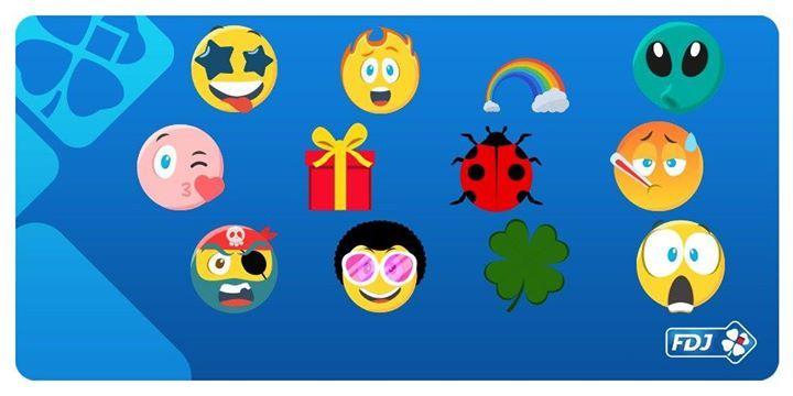 #AW @FDJ  [ #DIGITAL ] #LOTO propose une prise de jeu #ludique et digitale en #emojis ! Découvrez les #LOTOJIS !  http://tidd.ly/b51b51ee
