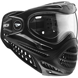 Proto Axis Pro Thermal Paintball Goggles Mask - Black. Available at UltimatePaintball.com