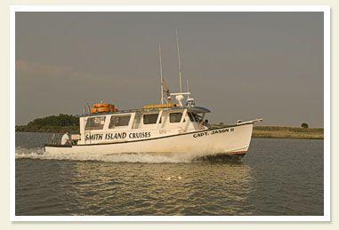 Ferry Service To Smith Island Md