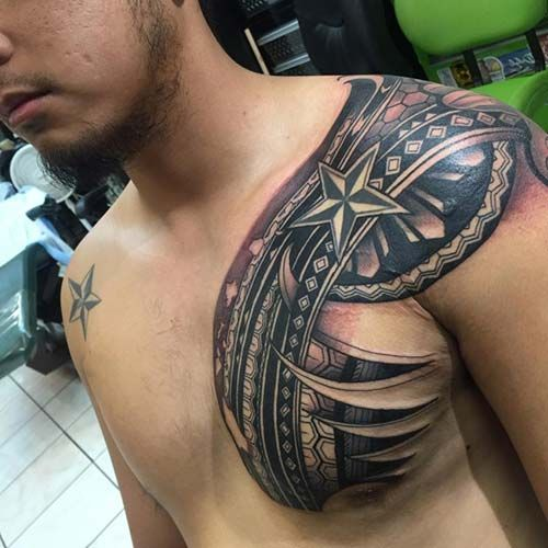 maori tribal dövmeler tattoos 21
