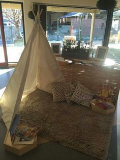 reggio emilia approach cosy areas - Google Search