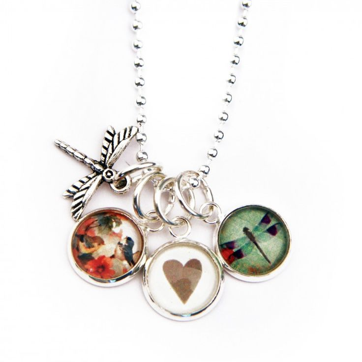 Nest Of Pambula Cluster Necklace-Nature