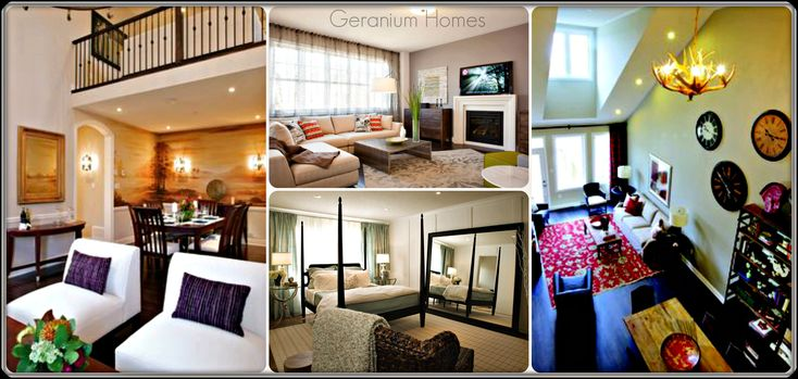 Geranium Homes has an unfettered formula in planning and making neighbourhoods with a welcoming ambience perfect for you and your family. #ModelHomes #ModernHomes http://www.geranium.com/