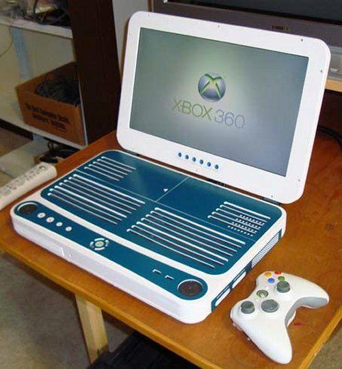 Portable Xbox.. OMG! I so need this!