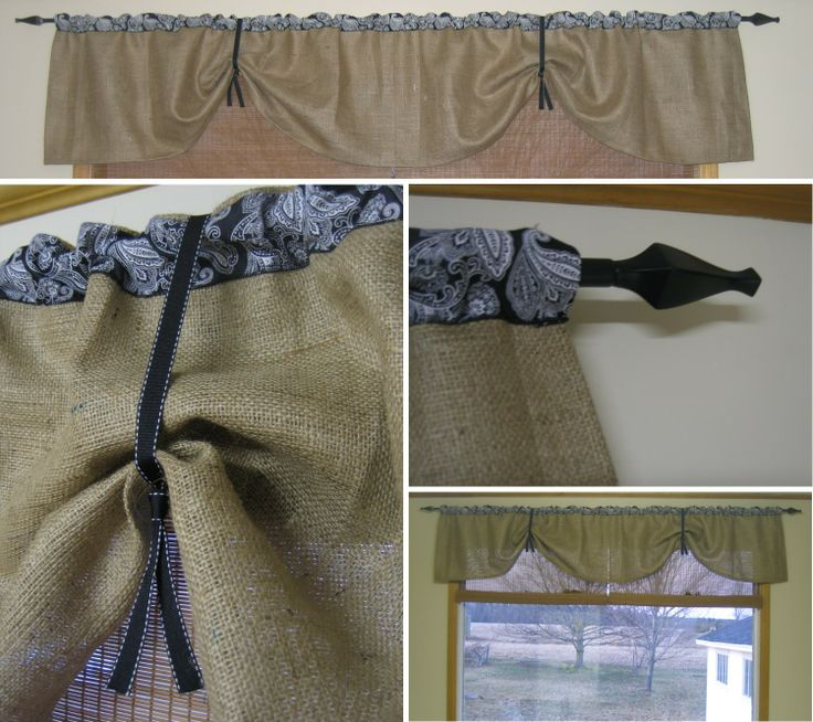 184 Best Images About Kitchen Curtains On Pinterest