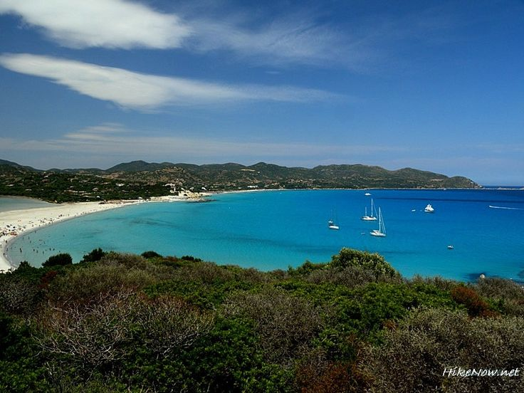 Some of Sardinia's most sensational beaches are to be found in the vicinity of the Villasimius village - Italy