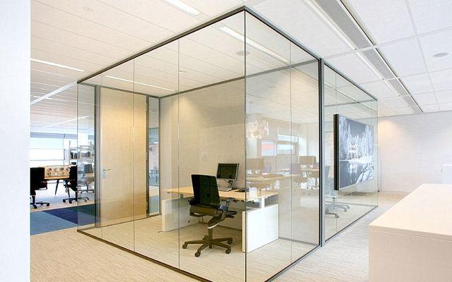 stilte werkplek | L&N inspiratie kantoorinrichting ...