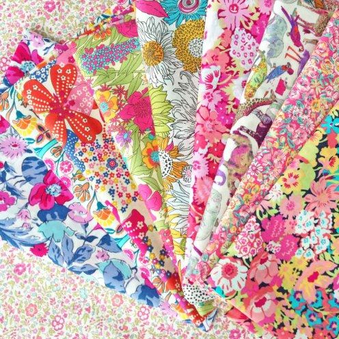 Alice Caroline Gallery - Alice Caroline - Liberty fabric, patterns, kits and more - Liberty of London fabric online