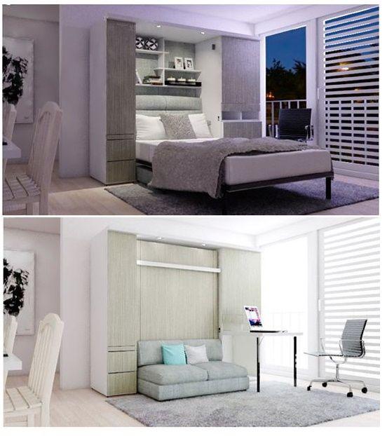 Спальня с двуспальной откидной кроватью включает в себя:  -откидная шкаф кровать (40-60-80 т.р.)  -шкаф для одежды(10-20 т.р.),  -диван 3-местный (24-30-45 т.р.),  -книжный шкаф (10-15т.р.),  -стол откидной (10-15т.р.),  -светодиодное освещение (5-10т.р.),  -тумбочка,  -зарядное устройство для сотового телефона.  (матрас 5-25т.р.)   Более подробная информация: mt100.ru  100metra@gmail.com  89251109868 или 84957439868  Люберцы, Октябрьский пр. 411  #мебель_трансформер_МеТра  #шк