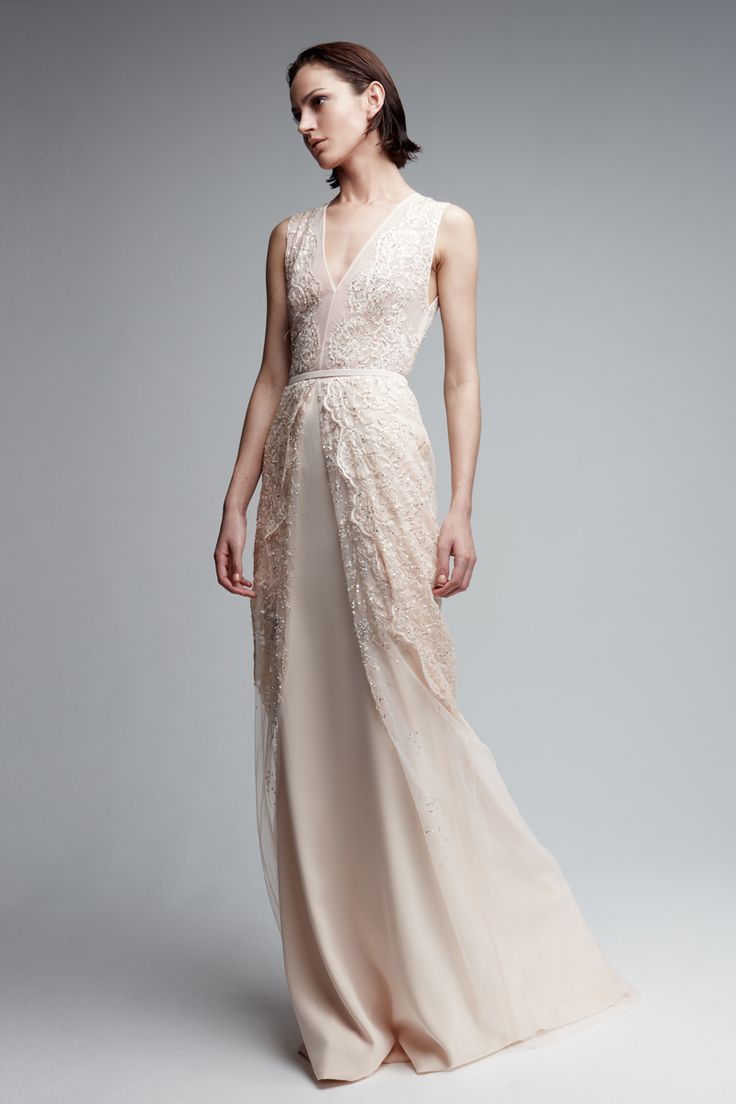 Frc 3 4 d 5m maxi dress