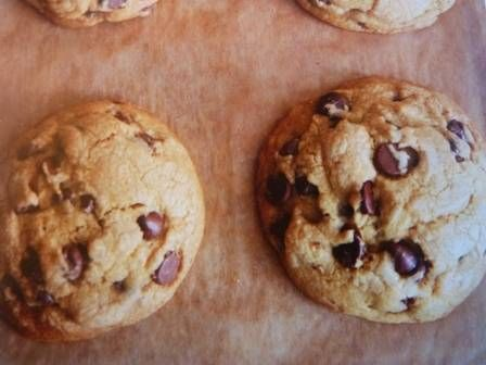 Chocolate Chip Cookies recept | Smulweb.nl Recipe of Nigella Lawson