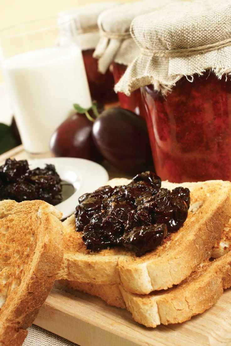 Easy wild plum jam recipe