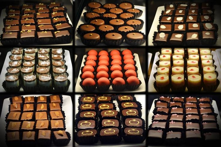 New at milK&HONEY from Chocolatier...is there any better way to satisfy your sweet tooth? #cravings