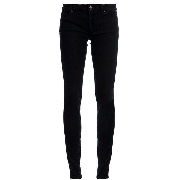 SUPERFINE skinny jean ❤ liked on Polyvore