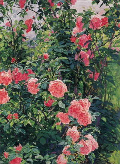 FRANTIŠEK KUPKA (1871 – 1957) Flowers of Frantisek Kupka