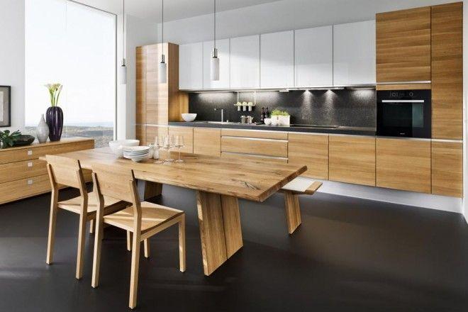 Oltre 25 fantastiche idee su cucine contemporanee su - Table de cuisine pour petit espace ...