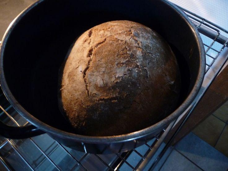 no knead bread - Brot ohne Kneten aus dem Tupper Ultra - Glutenfrei Backen und Kochen bei Zöliakie. Glutenfreie Rezepte, laktosefreie Rezepte, glutenfreies Brot
