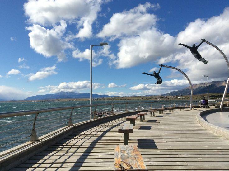 Puerto Natal, Cile